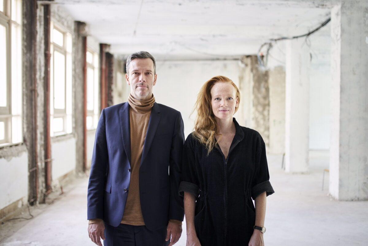 ThomaS Landbo et Pernille Bergendorff